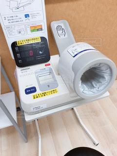 血圧測定の写真・画像素材[2618828]
