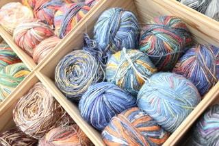 毛糸の写真・画像素材[2657881]