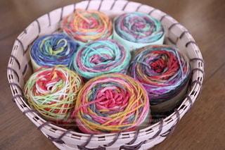 毛糸の写真・画像素材[2657883]