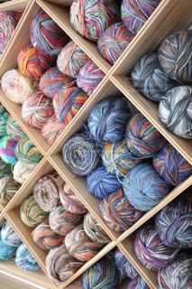 毛糸の写真・画像素材[2657894]