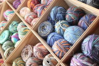 毛糸の写真・画像素材[2657895]