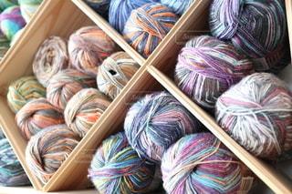 毛糸の写真・画像素材[2657896]