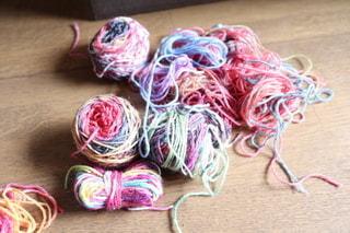 毛糸の写真・画像素材[2657897]