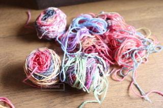 毛糸の写真・画像素材[2657898]