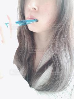 歯磨きの写真・画像素材[2703215]