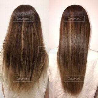 髪の毛の写真・画像素材[3492947]