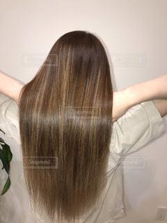 髪の毛の写真・画像素材[3492962]