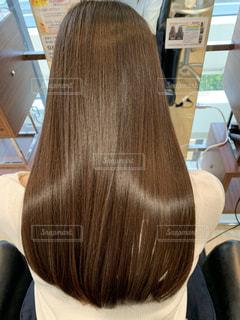 美しい髪の写真・画像素材[2723780]