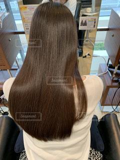 つや髪の写真・画像素材[2723781]