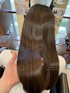 髪の写真・画像素材[2723782]