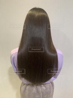 美髪の写真・画像素材[2761932]