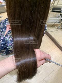 美しい髪の写真・画像素材[2761936]