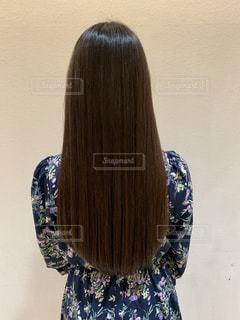 美髪の写真・画像素材[2761939]