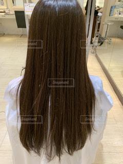 美髪の写真・画像素材[2761940]