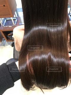 つや髪の写真・画像素材[2985798]