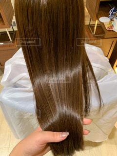 つや髪 ロングヘア 美髪の写真・画像素材[3251533]