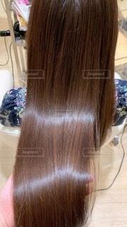 つやつやすぎる髪の毛の写真・画像素材[3465917]