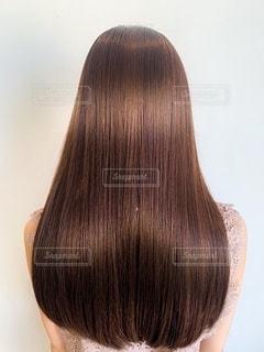 艶髪 髪質改善 アフター写真などにの写真・画像素材[3644192]