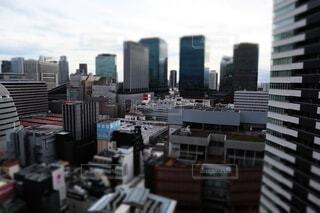 ビルからの眺めの写真・画像素材[4769452]