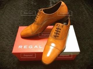 REGAL 革靴の写真・画像素材[2515162]