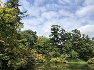 弘前公園の写真・画像素材[2648801]