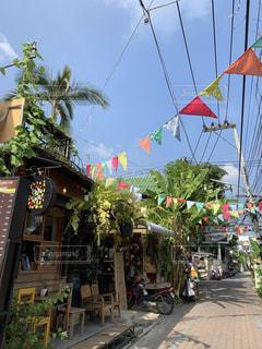 チェンマイの昼下がりの写真・画像素材[2727920]