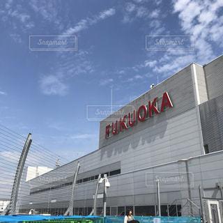 福岡空港の写真・画像素材[2541490]