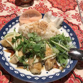 海南鶏飯の写真・画像素材[2541495]