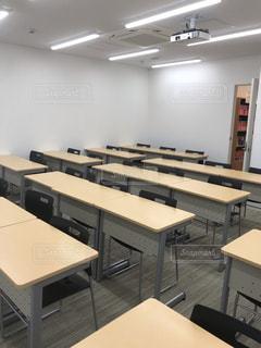 教室の写真・画像素材[2543034]