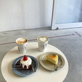 カフェの写真・画像素材[4637251]
