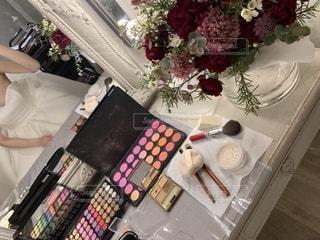 結婚式直前の写真・画像素材[2521840]