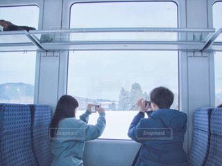 雪一色ドイツの2月の写真・画像素材[2585165]
