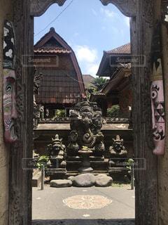 バリの神様の写真・画像素材[2522228]