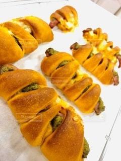 食べ物のクローズアップの写真・画像素材[2531342]