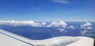 空の旅の写真・画像素材[2540875]