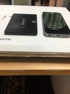 SSDの大きさ.1の写真・画像素材[129885]