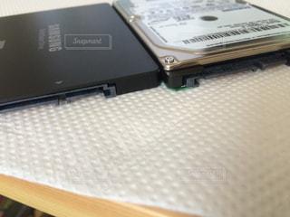 SSDの大きさ.2の写真・画像素材[129887]