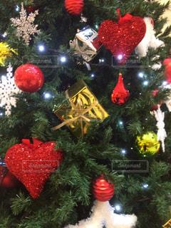 クリスマス ツリーの飾り.1の写真・画像素材[1002603]
