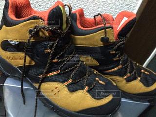 黒の靴のペアの写真・画像素材[1226731]
