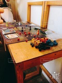 ボードゲームカフェの写真・画像素材[14691]