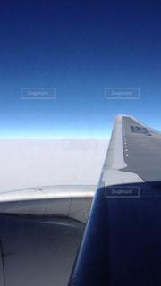 雲と空の狭間の写真・画像素材[2522928]