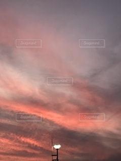 夕焼けの写真・画像素材[2684924]