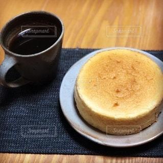 備前焼でカフェの写真・画像素材[2689009]