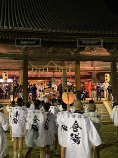 祭りの群衆の写真・画像素材[2955012]