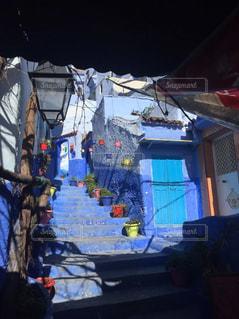 モロッコの風景の写真・画像素材[2536334]