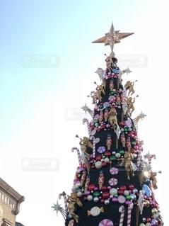 クリスマスツリーの写真・画像素材[2545854]