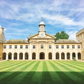 ケンブリッジ大学の写真・画像素材[2539236]