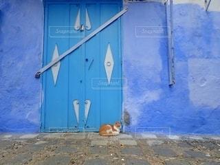 モロッコ、シャウエンですの写真・画像素材[2643473]
