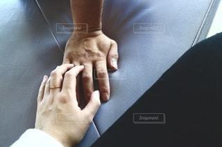 触れ合う手の写真・画像素材[2532053]