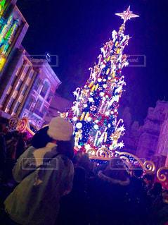 スヌーピーのクリスマスの写真・画像素材[2548475]